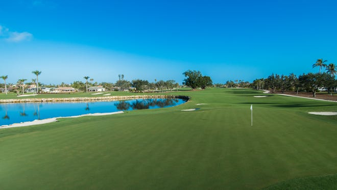 The Island Country Club, which originally opened in 1966 on Marco Island, underwent a complete renovation in 2017.