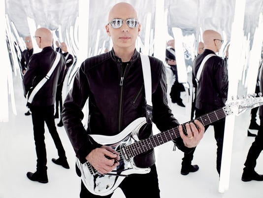 Joe Satriani release 'What Happens Next'