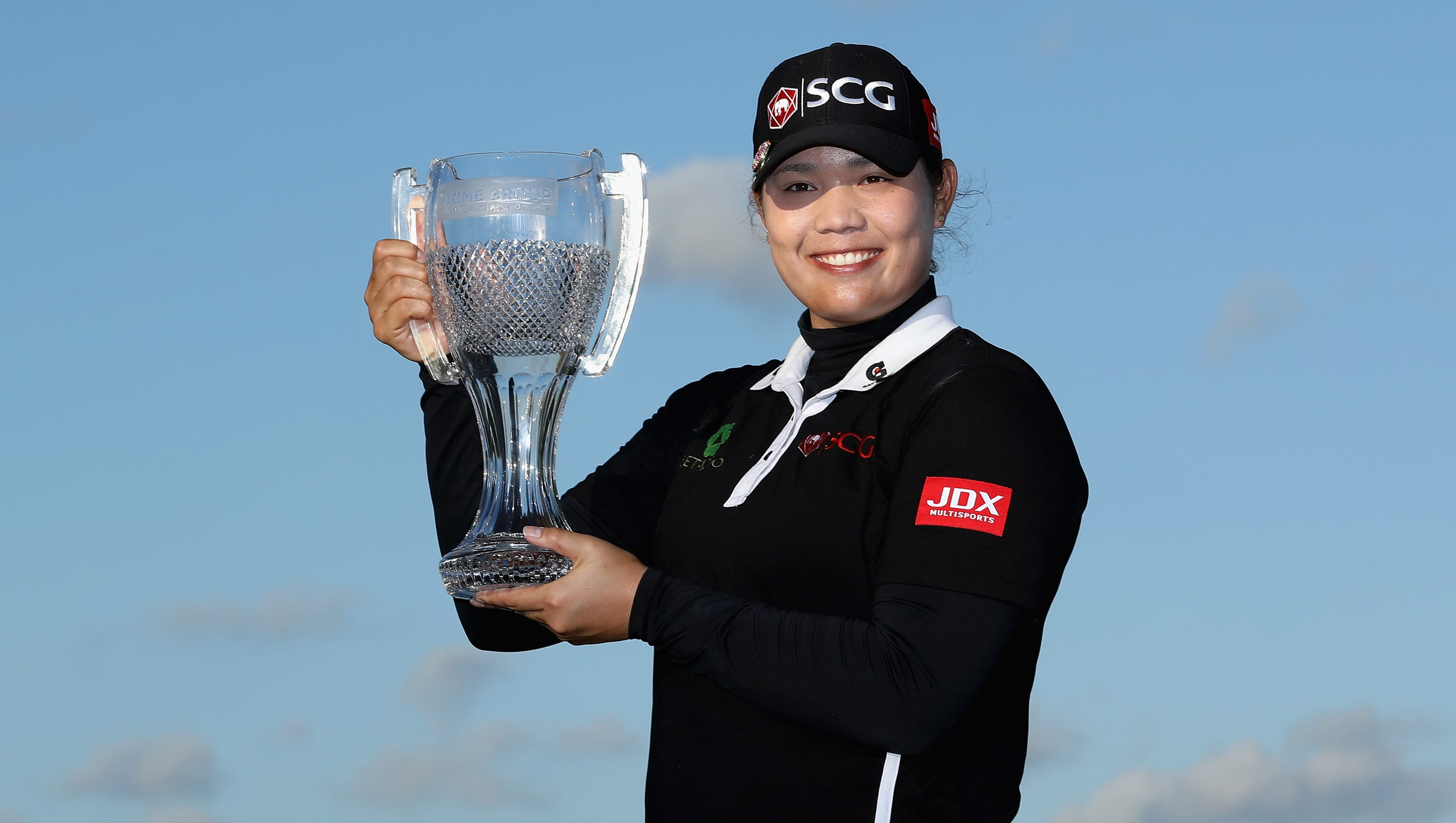 Image result for ariya jutanugarn wins the cme