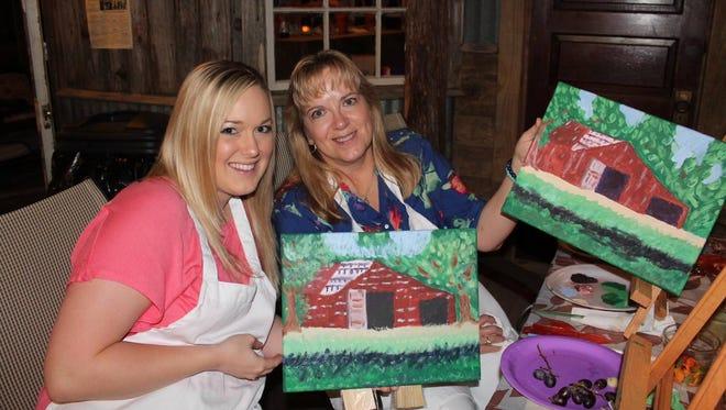 Kristen Webernick and her mother, Melani Freeman, shared a special bond.