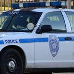 Jackson police car