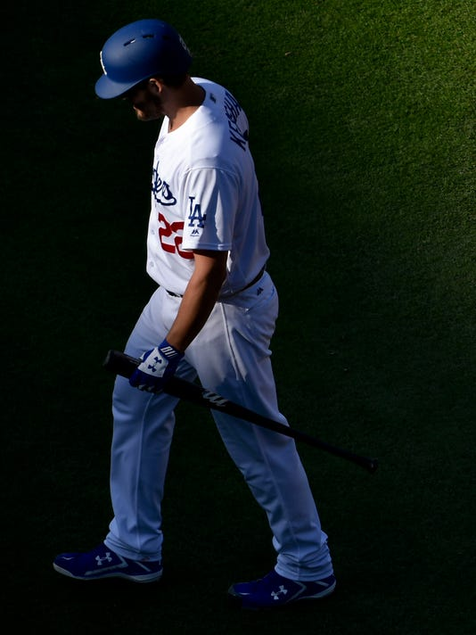 MLB: Philadelphia Phillies at Los Angeles Dodgers