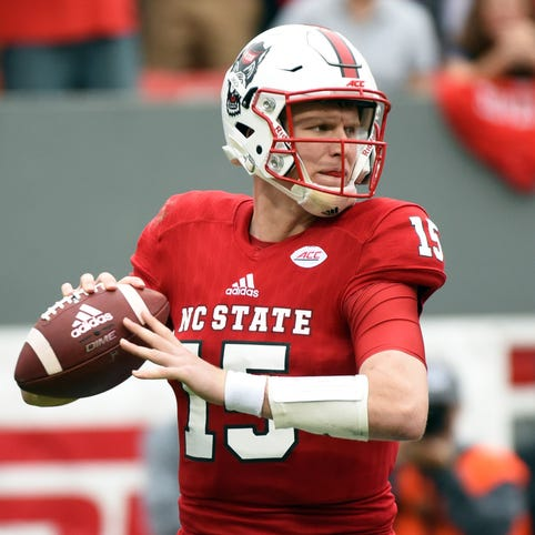 Unique path has North Carolina State QB Ryan Finley ready for what comes next
