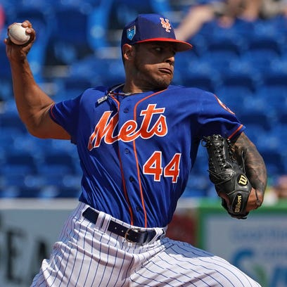 Mets' AJ Ramos told Mickey Callaway that shoulder kept him from producing like he can