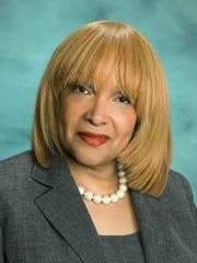 Robyne Thompson, superintendent of East Lansing Public