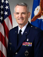 Retired Brig. Gen. Michael W. Miller, CEO of Texzon