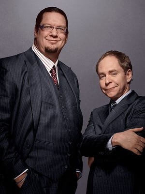 Tickets to see the magic and comedy duo Penn & Teller perform at the Plaza Theatre on Sept. 30 are set to go on sale Tuesday.