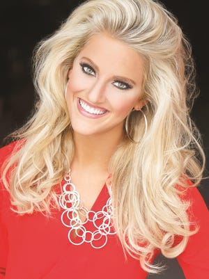 Miss Collierville Madison Snipes