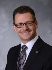 Peter Provenzano Jr., chancellor of Oakland Community College