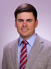 Josh McReynolds, LSUE men's soccer coach