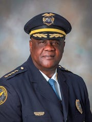Hattiesburg Police Chief Anthony Parker