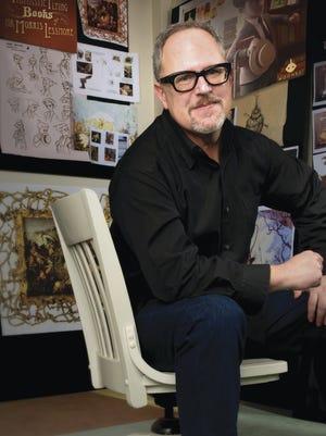 William Joyce, co-founder of Moonbot Studios.