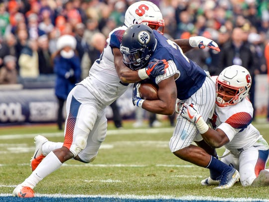 Clemson Holds Off Notre Dame In College Football Playoff