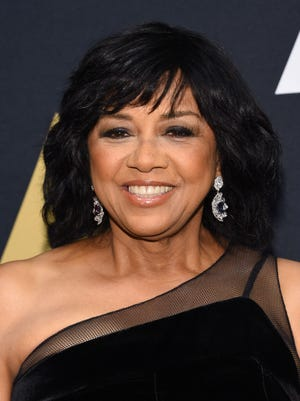 Cheryl Boone Isaacs attends the Academy's Scientific and Technical Awards.