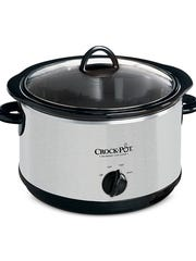 5-quart Crock-Pot, $15.93 (down from $39.99) at Macy's