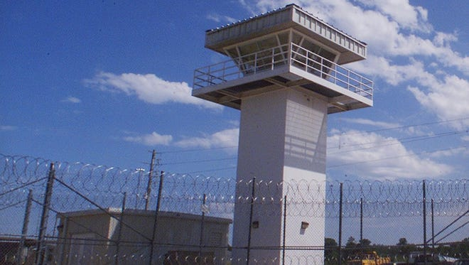 Hunger strike by some maximum security inmates entered its third day Tuesday at the South Mississippi Correctional Institution in Leakesville.