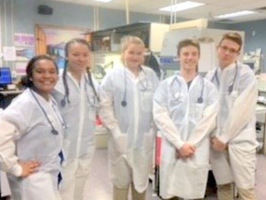 Are these students potential future physicians?