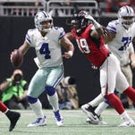 Former Iowa star Adrian Clayborn goes nuts, notches record six sacks in Falcons win