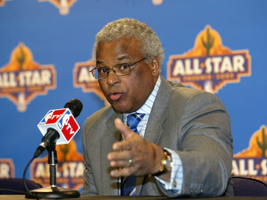 Billy Hunter worked as the executive director of the NBA's players union.