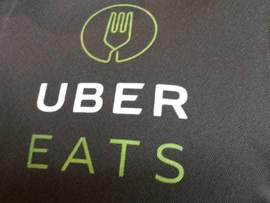 Uber Eats will begin delivering food from participating restaurants in Asheville July 19.