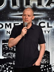 """Jim Norton's """"Mouthful of Shame"""" tour stops in Wilmington"""