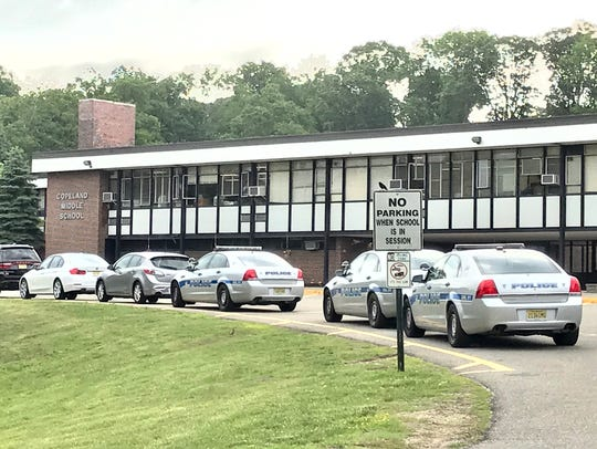 Rockaway Township Police will soon have a daily presence at Copeland Middle School, according to officials looking to bolster school security.