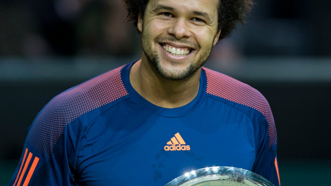 Court Report: Tsonga claims title