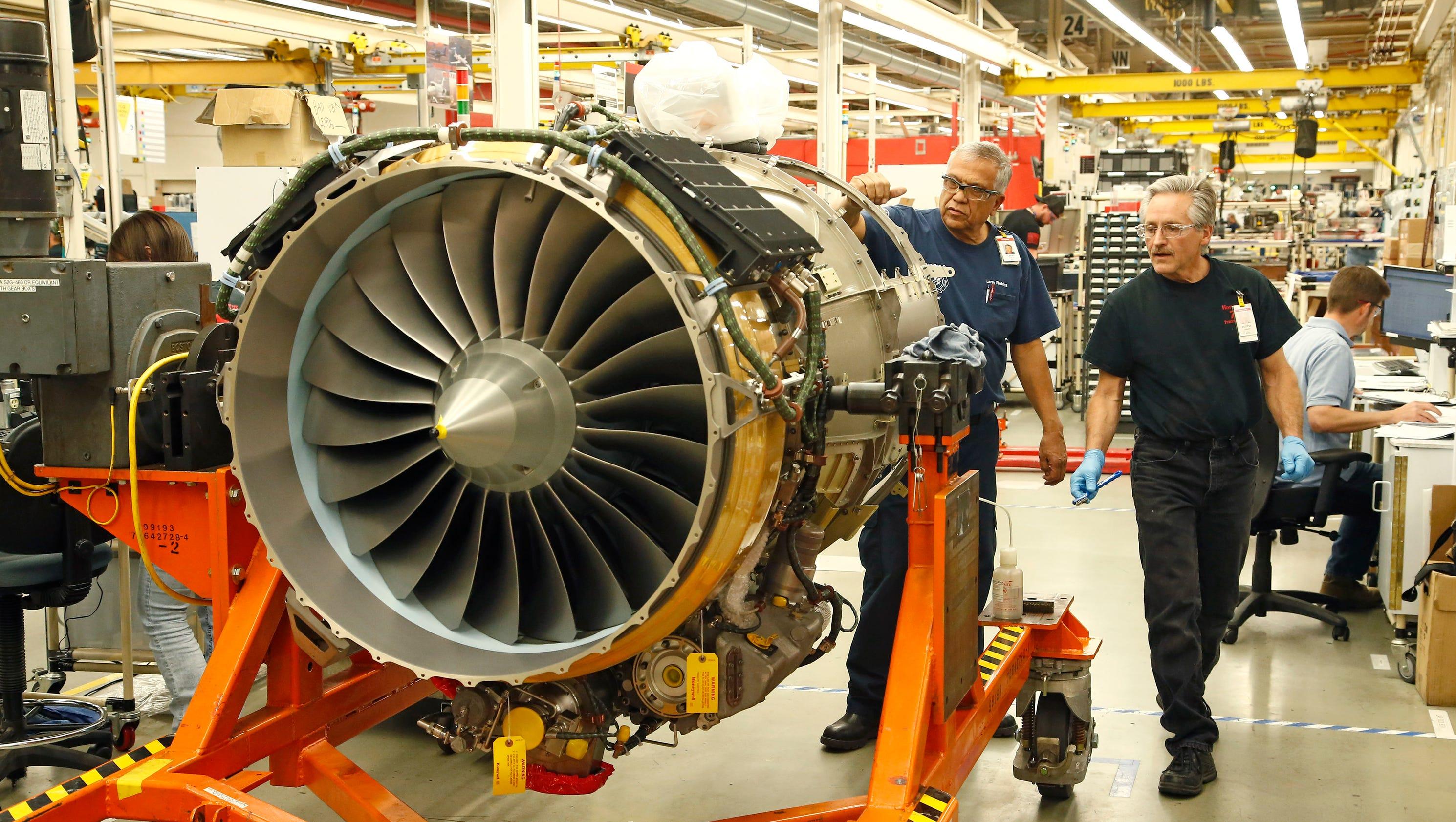 Arizona Made Honeywell Aerospace