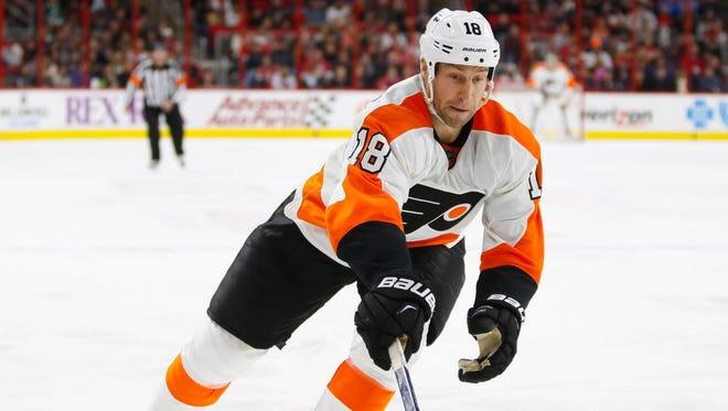 Umberger will be out 10 weeks after surgery on his right hip and abdomen.