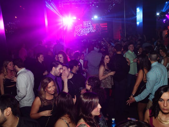 Haven Nightclub at Golden Nugget Atlantic City gets the energy cranking Saturday with an all-out dance party.