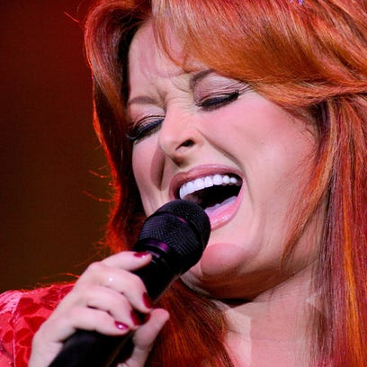 Wynonna Judd rocks the Eagle Mountain Casino stage with her band The Big Noise on Nov. 28.