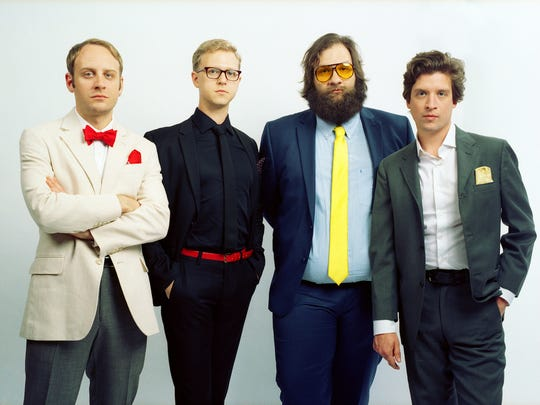 Deer Tick creates some tough choices Friday for opening night of the Waking Windows festival.