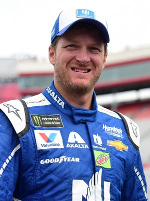 Dale Earnhardt Jr. has four finishes of 30th or worse in his first eight Cup starts this season.