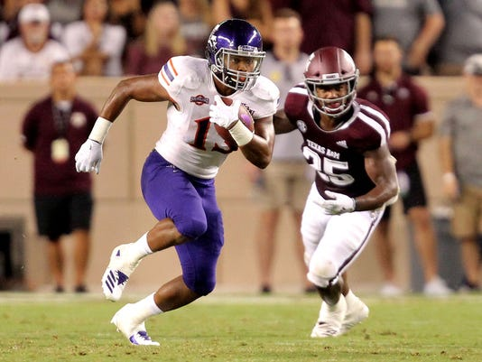 NCAA Football: Northwestern State at Texas A&M