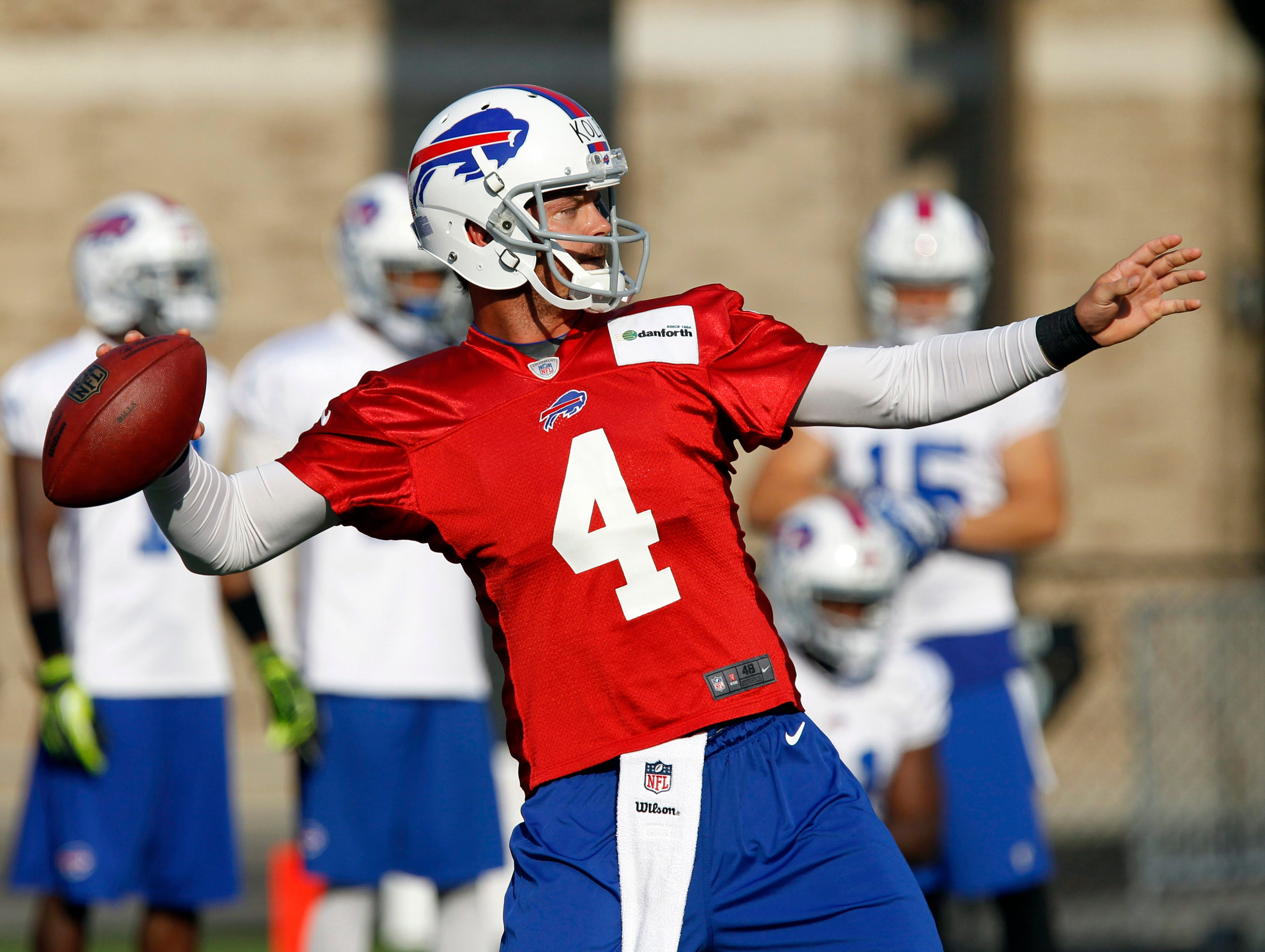 31. Kevin Kolb, Buffalo Bills