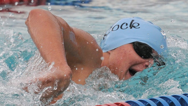 Rockledge High's Noah Andronescu was voted Athlete of the Week for Oct. 17-23.