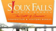 The Sioux Falls CVB logo