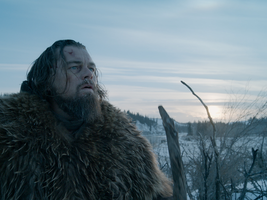 Leonardo DiCaprio is expected to receive an Oscar nomination