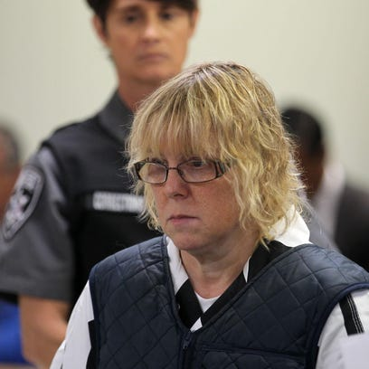 In this June 15 file photo, Joyce Mitchell appears