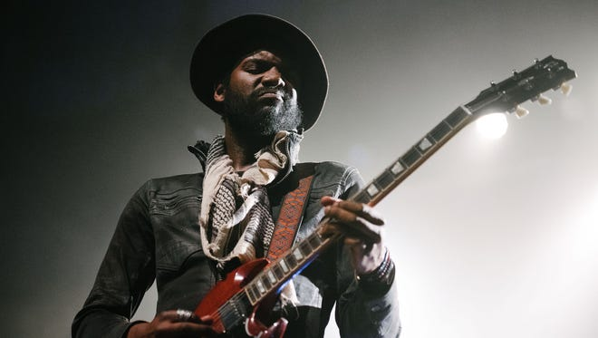 Gary Clark Jr. is among the performers at the inaugural Bourbon & Beyond Festival Sept. 23-24 in Champions Park.