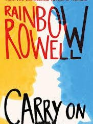 'Carry On' by Rainbow Rowell
