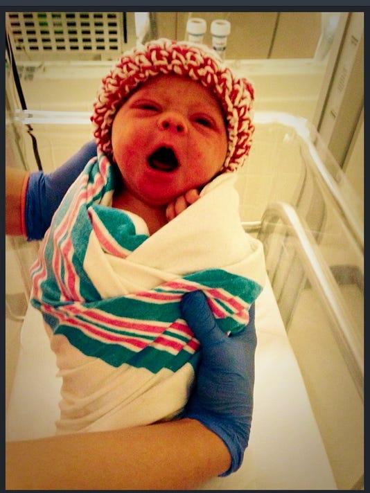 first baby uvmmc 2