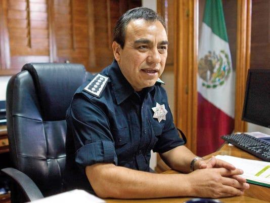 Julián Leyzaola Pérez