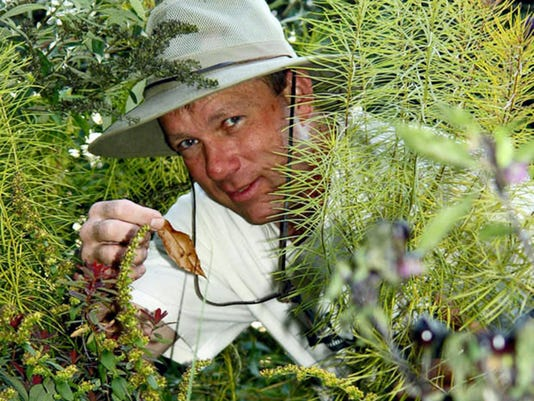 George Weigel, central Pennsylvania garden writer and Cumberland County Penn State Extension Master Gardener, will present two programs on native gardening July 11 in Camp Hill.