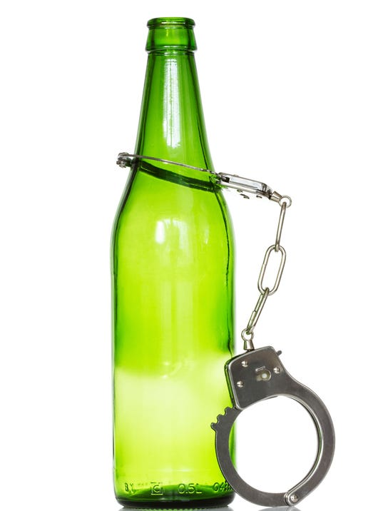 Parsippany Police Man Arrested For Stealing A Bottle Of