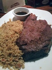 Outback Steakhouse in Tumon serves up petite filets,