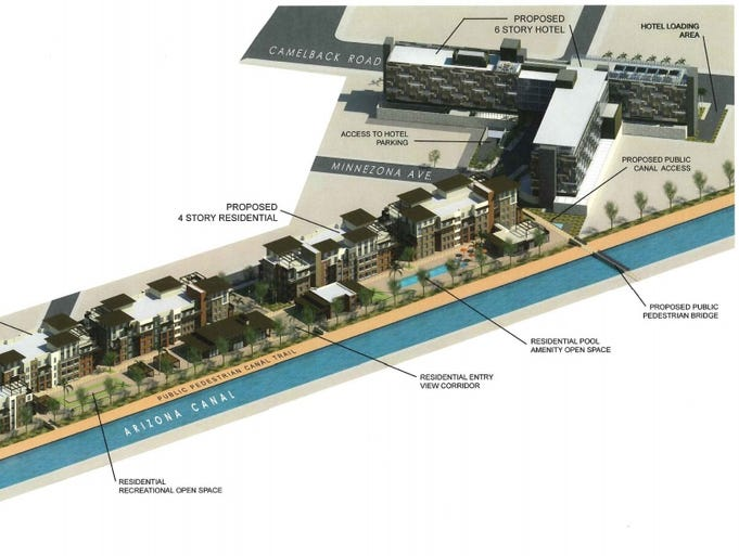 Waterfront Apartments Phoenix Az