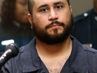George Zimmerman enters plea after misdemeanor stalking charge