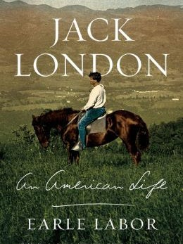 """""""Jack London: An American Life"""" is written by Earl Labor, the world's No. 1 Jack London expert and Shreveport resident."""