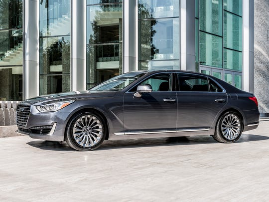 2017 Genesis G90 will be first to get the Amazon system